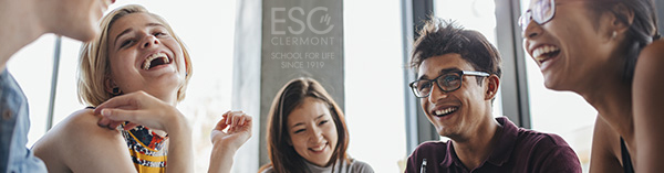 Groupe ESC Clermont Banniere