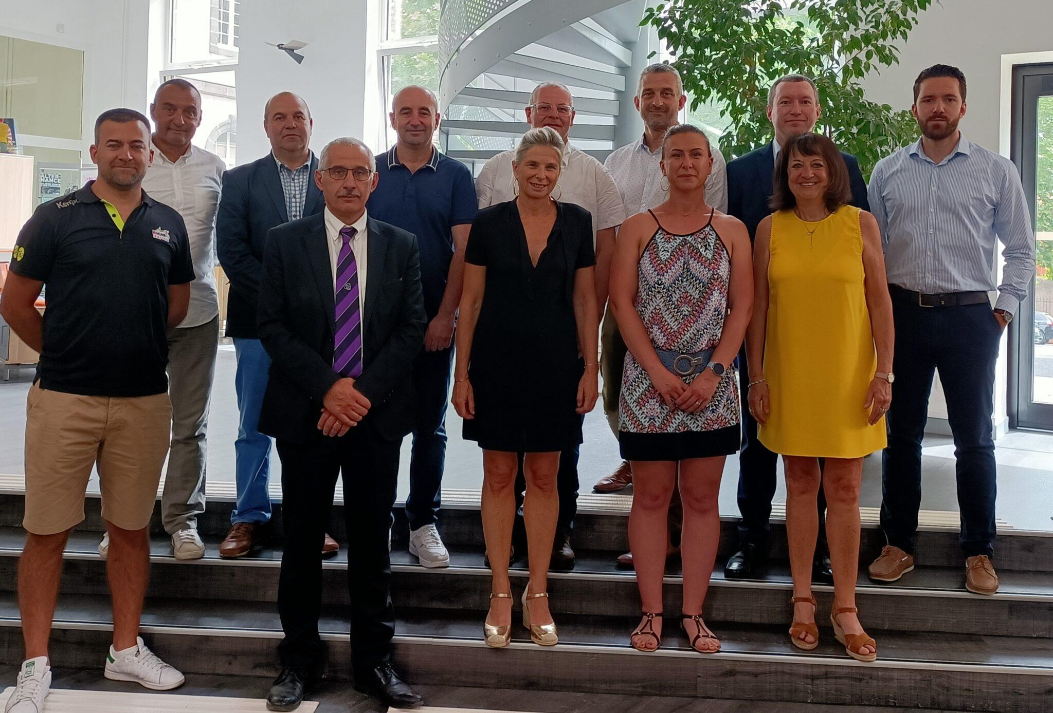 5 nouveaux clubs engagée dans la filière Passion Sport